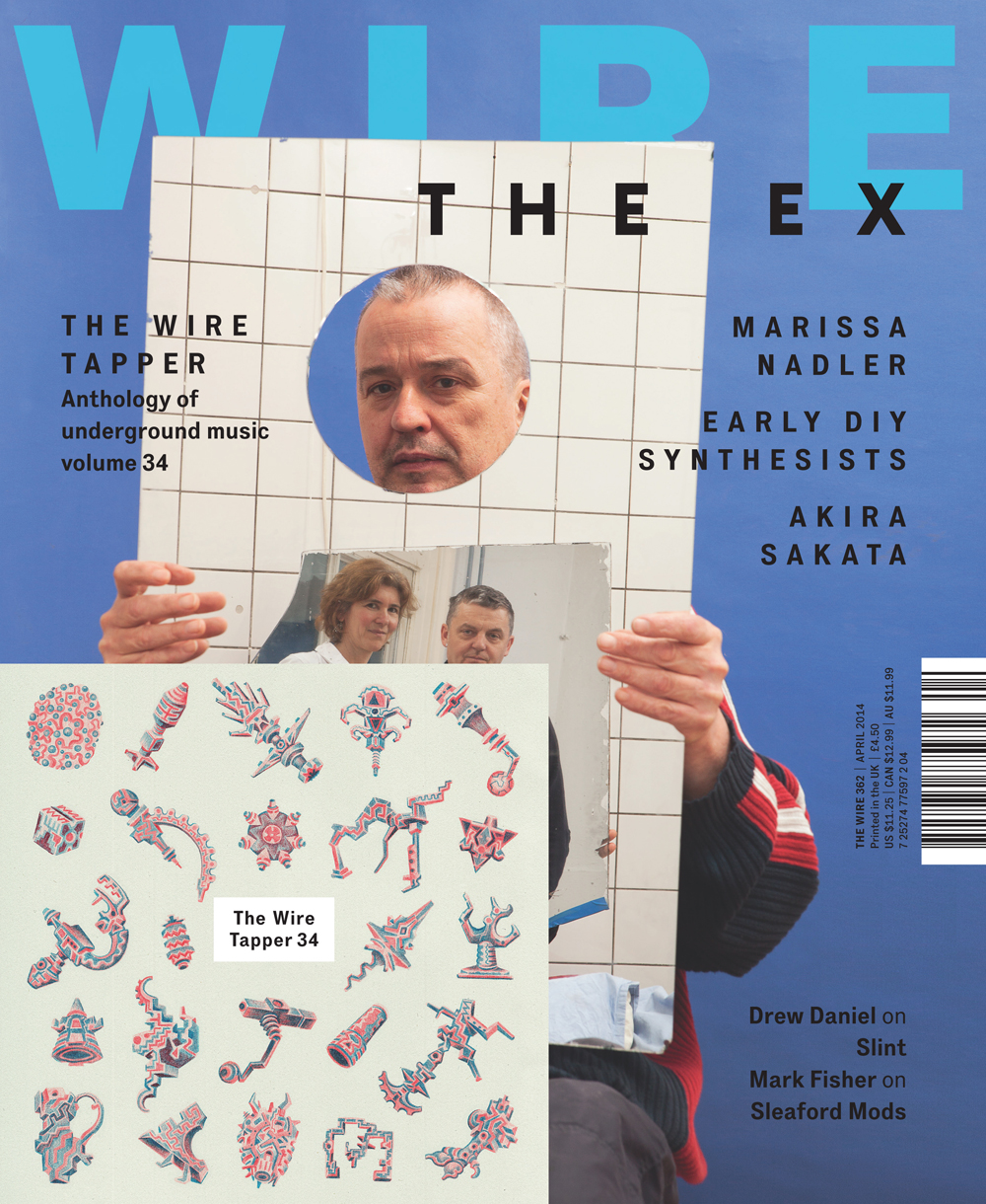 The_Wire_362_cover